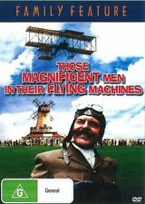 Those Magnificent Men In Their Flying Machines (DVD, 2013)*R4*New & Sealed