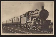 Postcard LONDON-BRISTOL ENG RR Locomotive Bristolian