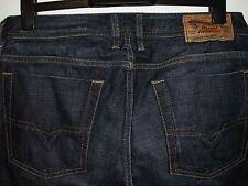 Diesel zatiny bootcut jeans wash 0074W W32 L32 (a2751)