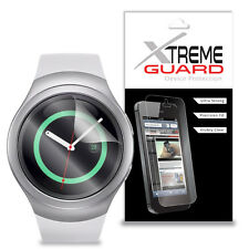 Genuine XtremeGuard LCD Screen Protector Cover For Samsung Gear S2 Smartwatch