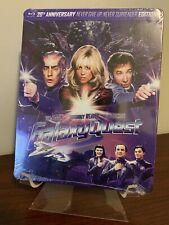 Galaxy Quest Steelbook (Blu-ray, 1999) Factory Sealed