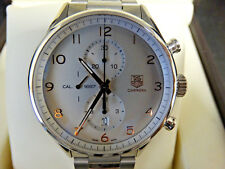Tag Heuer Carrera Calibre 1887 Chronograph Stainless Steel Watch