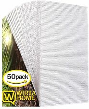 Super Absorbent Pads for Commode Liners (50 Pack) Great Incontinence Aids