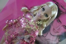 Blonde Ambition Collection Model Heidi Klum Barbie Doll & Stilletos & Earrings