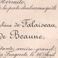 Jeanne Charlotte De Falaiseau De Romanet De Beaune 1890
