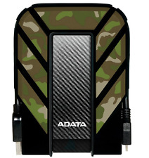 NEW ADATA 1TB DURABLE USB 3.0 PORTABLE HARD DRIVE STORAGE DEVICE GREEN COMPACT