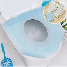 5Pcs Pocket Size Toilet Seat Covers Potty Mat Disposable Waterproof Travel Trip