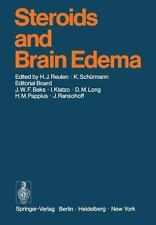 Steroids and Brain Edema: Proceedings of an International Workshop, held in Main