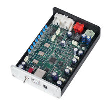 Mini XMOS USB DAC Digital to Analog Converter SPDIF Audio Adapter 32bit 384KHz