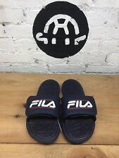Fila Men's Tacombi Slide Sandals - Blue ((Select Size: 8-13)