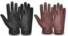 Driving Gloves Real Sheep Nappa Leather Car Motorbike Bike Driving Outdoor Walk