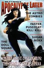 Velvet Glove Cast in Iron: The Films of Tura Satana (Paperback or Softback)