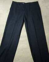 Giorgio Armani Pants 38X31 Current Flat Made in Italy Solid Gray