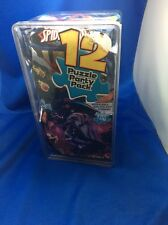 12 Puzzle Party Pack Disney ,  Star Wars,  Avengers Spiderman Mickey Mouse , Car