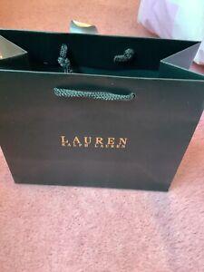 Ralph Lauren Gift Bag