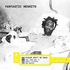 Negrito, Fantastic - Please Dont Be Dead Nuevo CD
