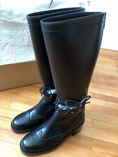 CHANEL chaussures, NEUF, Cuir, Noir, taille 41