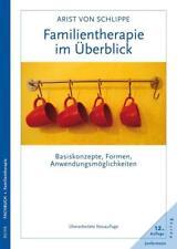 Familientherapie im Überblick - Arist von Schlippe - 9783873877412