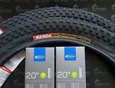 2  x  Kenda Reifen 58-406 K-Rad  K-905 Draht, schwarz  20x2,35 Zoll Schlääuche
