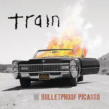 TRAIN - BULLETPROOF PICASSO   CD NEU