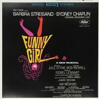 STREISAND, BARBRA-'FUNNY GIRL - ORIGINAL BROADWAY CAST vinyl LP-Brand new/Sti...