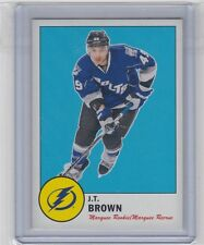 12-13 2012-13 O-PEE-CHEE J.T. BROWN RETRO ROOKIE 592 TAMPA BAY LIGHTNING