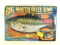 Big Mouth Billy Bass The Singing Sensation Motion Activated Gemmy 1998 #2