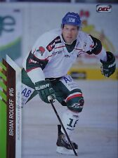 210 Brian Roloff Augsburger Panther DEL 2013-14