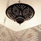 ORIENTALE Plafoniera lampada da parete ORIENTE luce a sospensione TASSA Koba