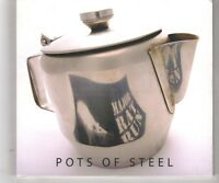 (HK102) Pots Of Steel, Major Rat Run - 2015 Sealed CD