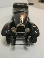 Franklin Mint 1930 Bugatti Royale Coupe Napoleon 1:24 Precision Die Cast Model