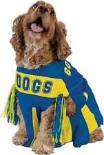 Dog Costumes - Bride Groom Cheerleader Doctor Dojo - Cute Halloween Dress Up