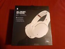 NEW SEALED Skullcandy Venue ANC Over-Ear Headphone - White/Crimson