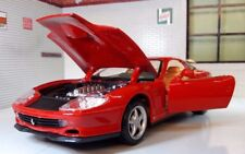 LGB 1:Numéro 24 Rolls Royce Rouge Ferrari 1996 550 Maranello Berlinetta 26004