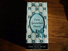 EAU DE PARFUM LOVE GENERATION DREAM JEANNE ARTHES PARIS NEUVE EMBALLEE
