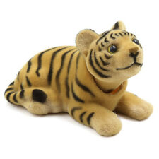 Car Bobbing Head Tiger Shape Nodding Dog Decor E8H6 B2R5