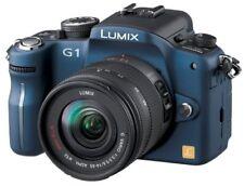 Panasonic Digital Slr Lumix G1 Lens Kit Con Photo Bull Dmc-G1K-A