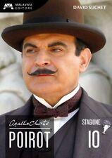 Dvd Agatha Christie Poirot - Stagione 10 La Serie (2 Dvd) (Ed.Restaurata 2K)