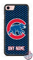 Chicago Cubs HC Design Personalize Phone Case Cover fits iPhone Samsung etc