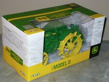 1923 Model D 1/16 Toy Tractor JOHN DEERE TRACTOR & ENGINE MUSEUM Edition Ertl