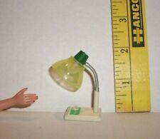 Fashion Doll Miniature Re-Ment Non Electric Student Desk Lamp Accessory