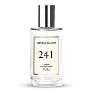 FM 241 Pure Parfüm | Damenduft - sinnlich, blumig | Federico Mahora | 50,l