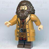 Harry Potter LEGO® Rubeus Hagrid Minifigure Professor Wizard 75947 75954 Genuine