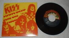 "KISS ""Rock And Roll All Nite b/w Getaway"" Single Box Set Picture sleeve Vinyl"