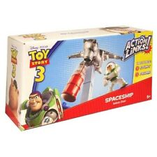50% OFF RRP!  MATTEL Toy Story 3 Action Links Spaceship Vehicle Stunt