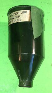 Ohaus Powder Measure Hopper - Reloading