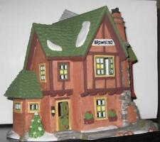 Dept 56 Dickens Village Browning Cottage Portobello Rd Series ~ Mint in Box!