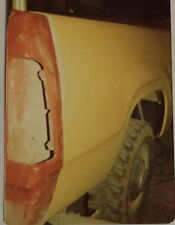 72-78 Dodge Pickup SHOWCARS Fiberglass Right Bedside