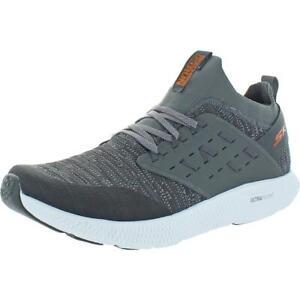 Skechers Mens Horizon-Link Gray Running Shoes Sneakers 10 Medium (D)  3085