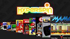 Hyperspin 2TB 2.5 inch HD Full Setup